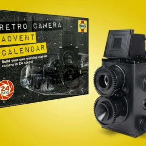 Haynes-DIY-Retro-Camera-Julekalender