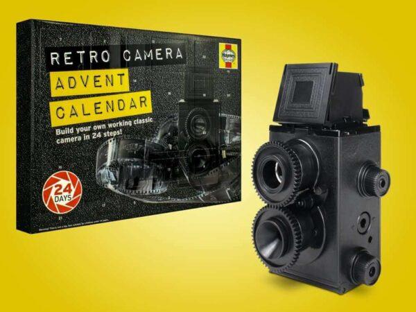 Haynes-DIY-Retro-Camera-Julekalender