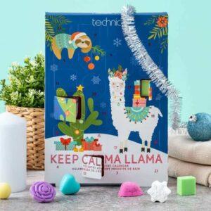 Keep-Calma-Llama-Spa-Julekalender