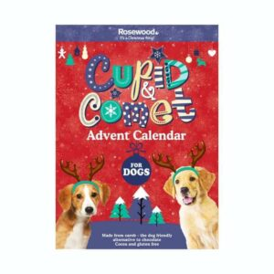 Cupid-Comet-Julekalender-Hund