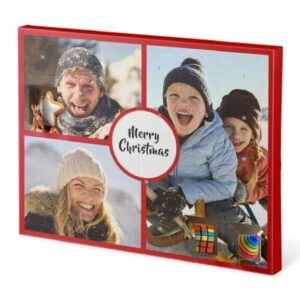 Fyld selv-billede-julekalender