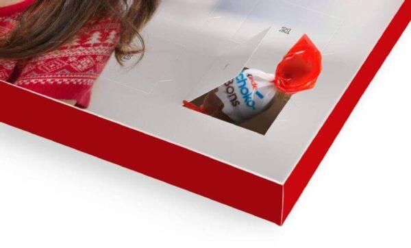 Lav-selv-billede-julekalender-kinder-chokolade2