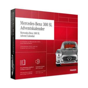 Mercedes-Benz-300-SL-Julekalender