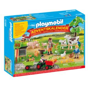 Playmobil-Julekalender-Bondegaarden