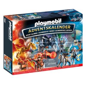 Playmobil- Julekalender-Kampen-om-den magiske-sten