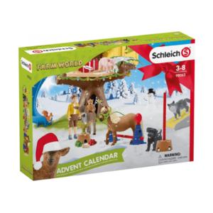Schleich-Farm-World-Julekalender-2020
