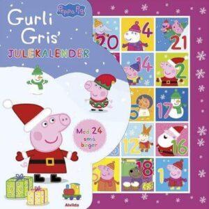 gurli-gris-julekalender-boeger