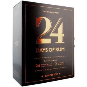 rom-julekalender-24-days-of-rum-2020-inkl-glas