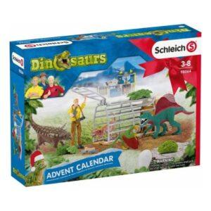 schleich-dinosaurjulekalender-2020